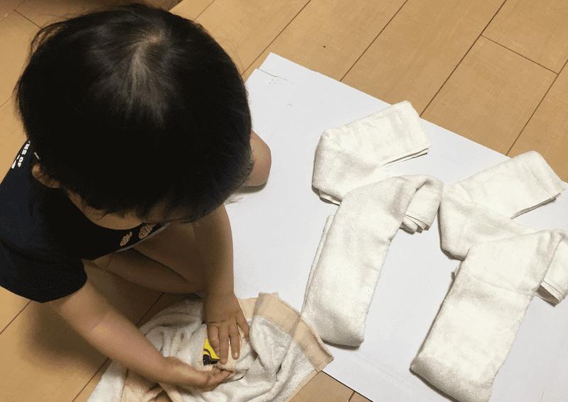 竹布タオルは赤ちゃんでも小さい子供でも安心して使えるって本当なのかな?