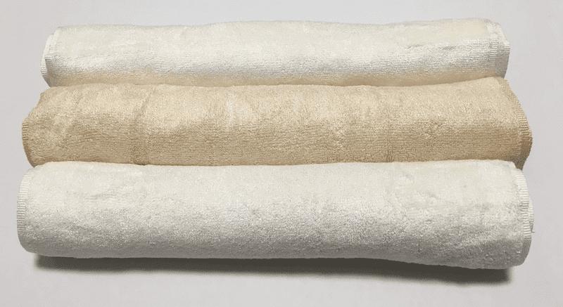 竹布(TAKEFU)タオルってなに?怪しい素材なんて使ってないよね?